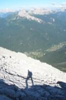 Kleiner Bergsteiger - große Berge...