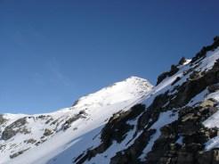 Der Gipfel scheint nahe, ist er aber nicht