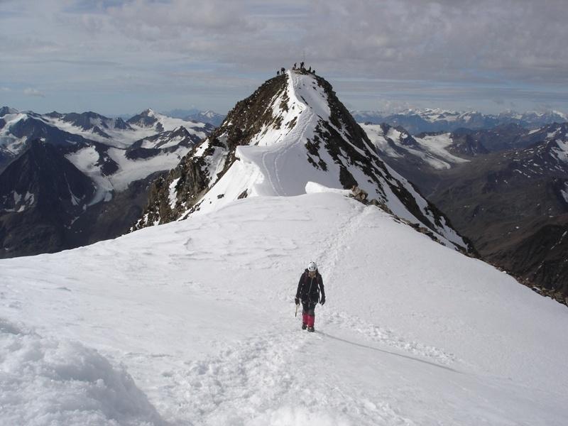 Wildspitze (3770 m)