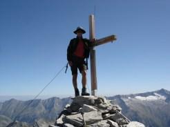 Schöner Aussichtsgipfel die Zillerplattenspitze