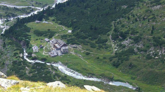 Schwarzenstein von der Berliner Hütte