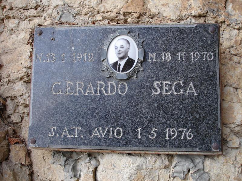 Klettersteig Gerardo Sega – Avio