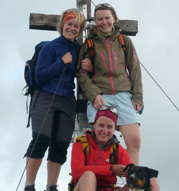 Jakobsspitze in den Sarntaler Alpen (2740m)