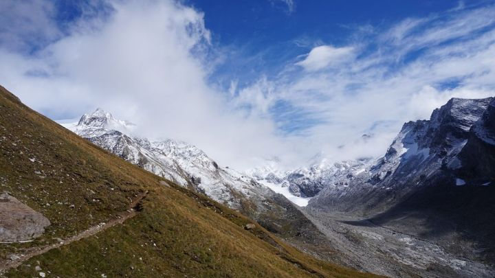 Hochferner Nordwand (3470mt)