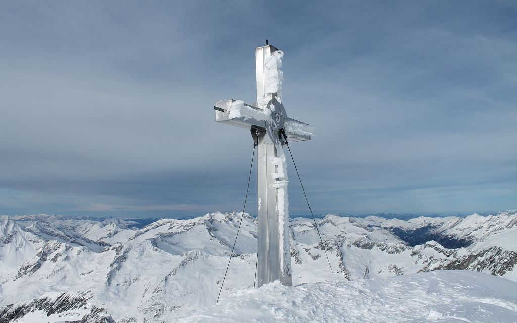 Rötspitze (3495mt)