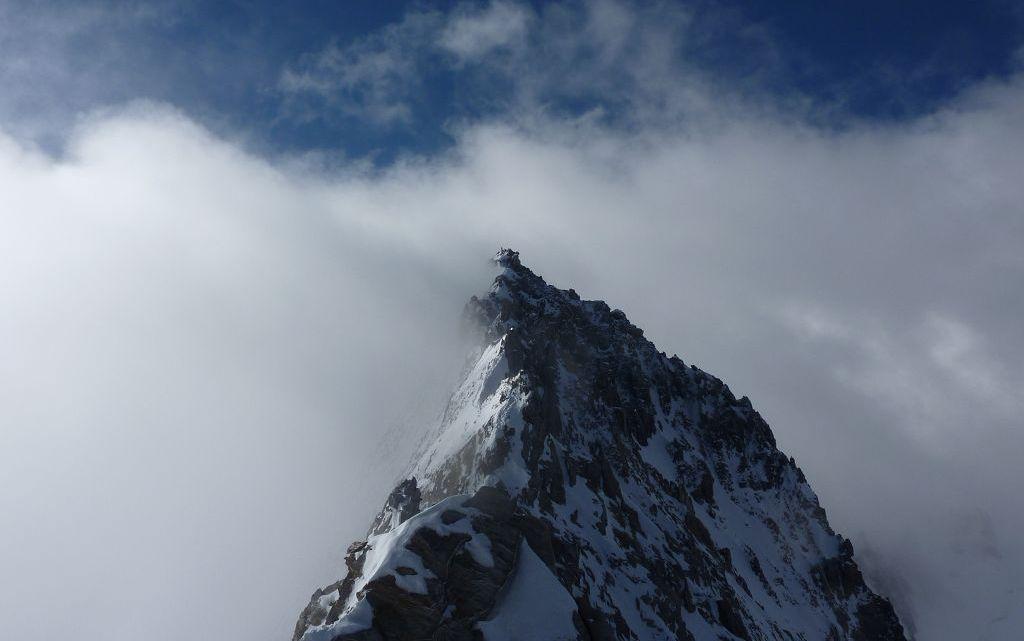 Lenzspitze (4294m) NO-Wand – Nadelhorn (4327m)