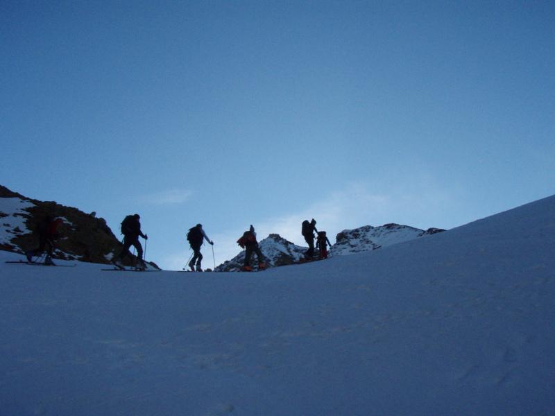 Schwarze Wand (3105m)