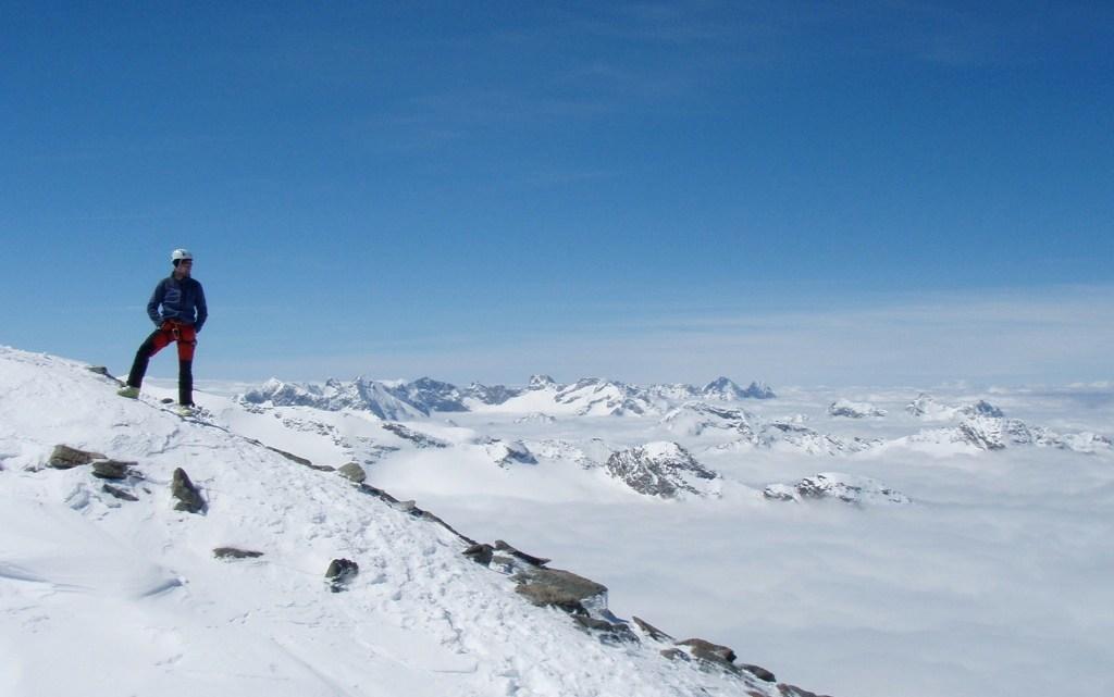 Skitourentage Berninagebiet 25.04. – 27.04.08