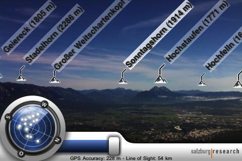Android Apps für Bergsteiger