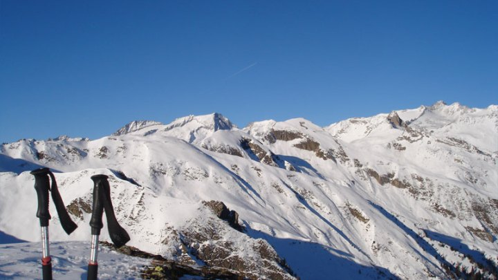 Henne (Gornerberg) 2475m