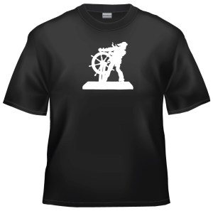 Sailor captain skipper t-shirt