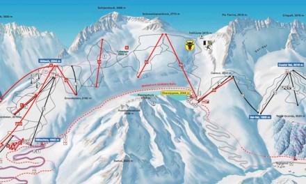 Die Vereinbarung für die Skiarena
