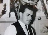 Heini in seinen jungen Jahren
