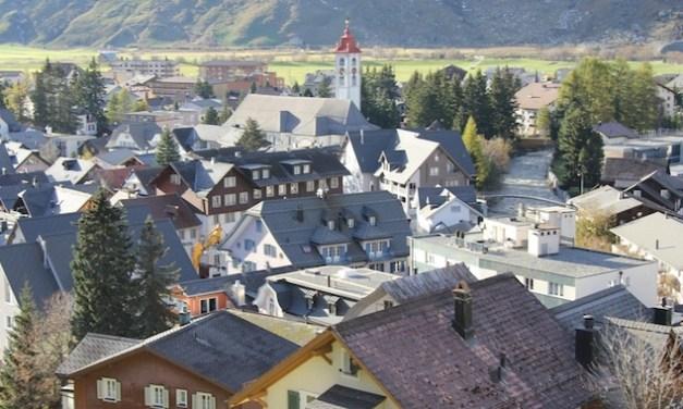 Offene Dorfgemeinde Andermatt, Teilzonenplan Skiinfrastrukturanlagen angenommen