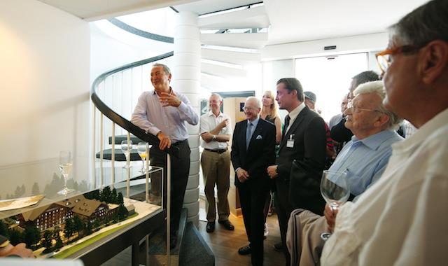 Andermatt Swiss Alps eröffnet neuen Showroom bei Engel & Völkers in Luzern