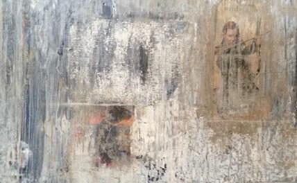 Bilder-Ausstellung der Künstlerin Heidi Wildberger aus Andermatt