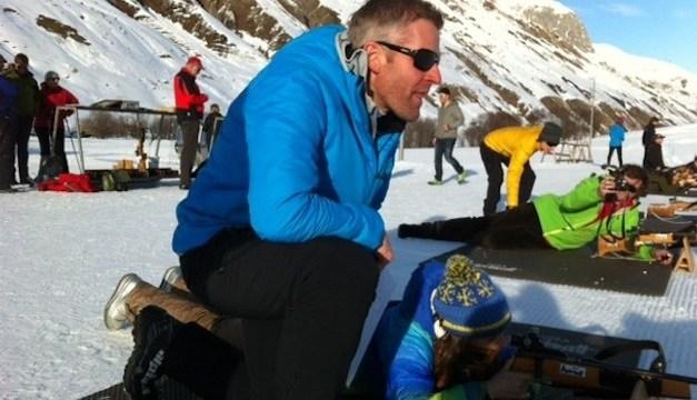 Biathlon-Schnupperkurs von Matthias Simmen