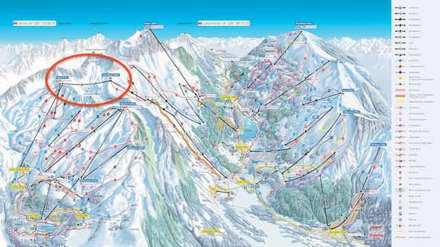Die Fusion der Skigebiete