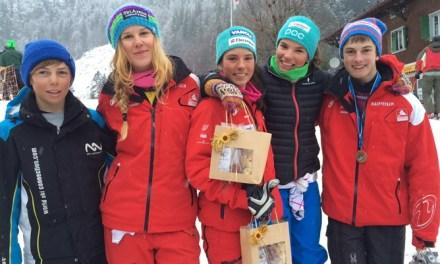 Ski Alpin: Aline Danioth dominiert weiter