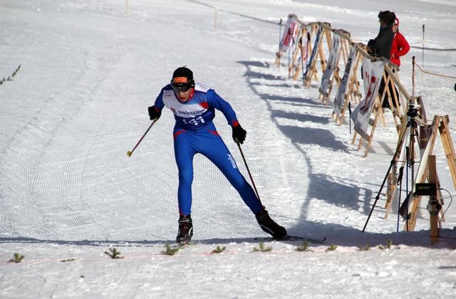 Biathlon: Zwei Podestplätze für Urner Nachwuchsbiathleten