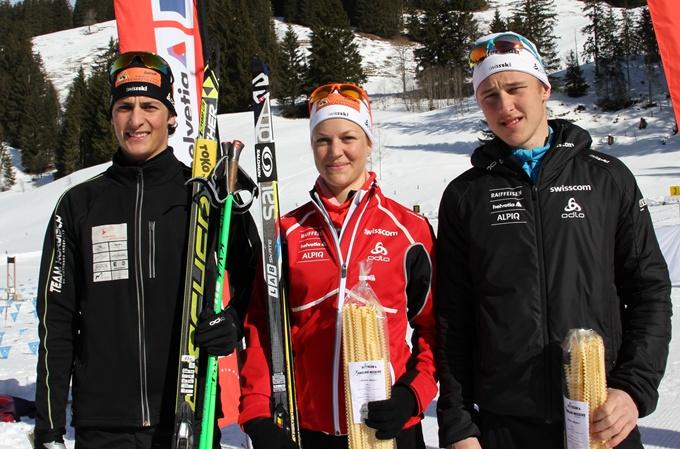 Biathleten aus dem Urserntal überzeugten in Sörenberg