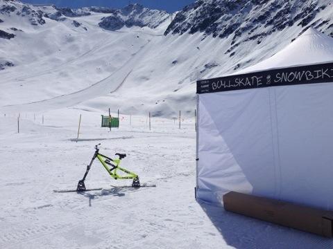 Weltrekordversuch am Gemstock