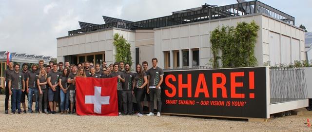Grosser Solar-Wettbewerb in Versailles, mit dabei auch ein Student aus Andermatt