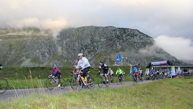 """""""Haute Route"""" macht Zwischenstopp in Andermatt"""
