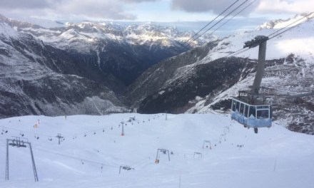 Drei Viertel der SkiArena Andermatt‐Sedrun werden geöffnet