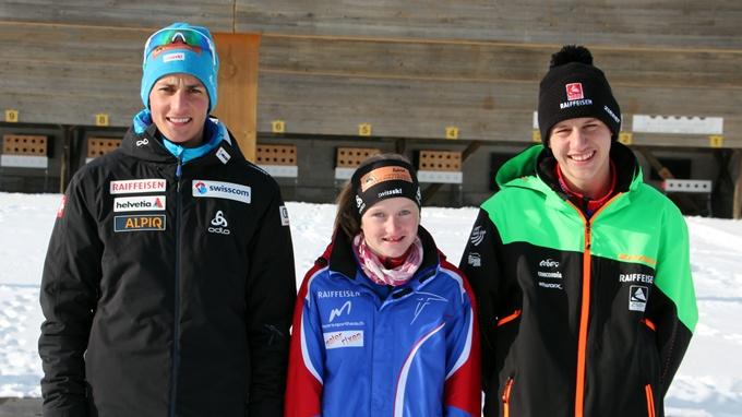 Biathlon: Fünf Urschner Podestplätze im Schwarzwald