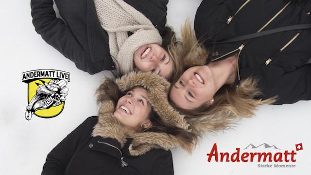AndermattLive! – Verlosung von Konzert Tickets