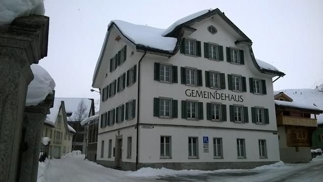 Offene Dorfgemeinde Andermatt