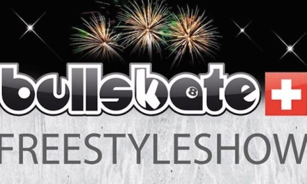 Freestyleshow in Andermatt