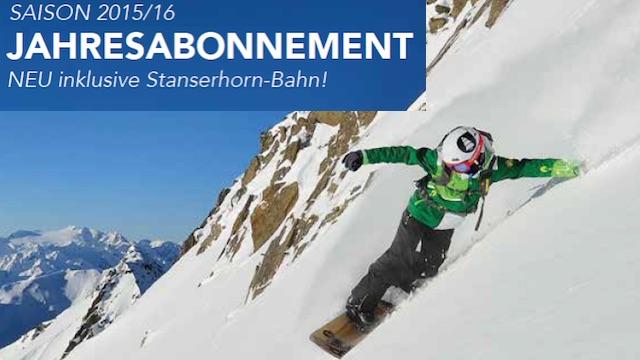 SkiArena Jahresabos ab 1. April