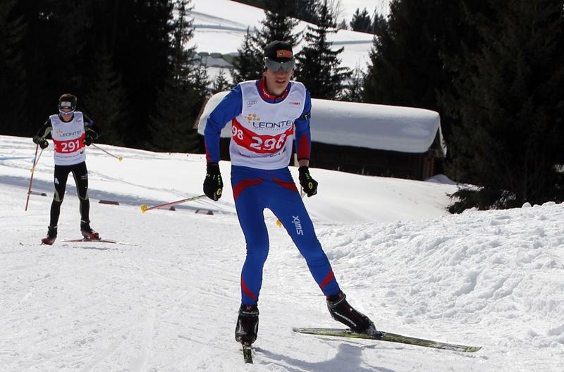 Drei Andematter Nachwuchsbiathleten in Schweizer Auswahl