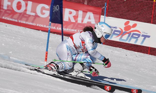 Internationales Jugendskirennen in Samnaun/Ischgl – Leonie Zopp und Eliane Christen top