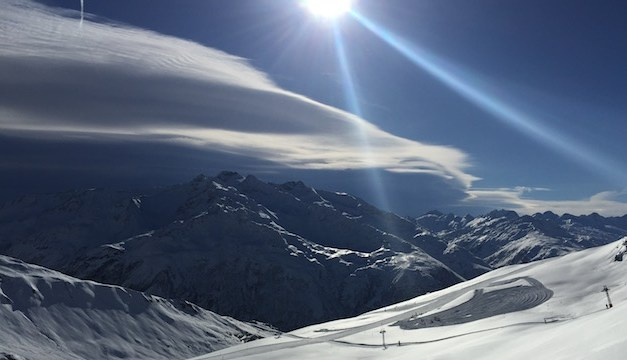 SkiArena Andermatt-Sedrun: Erfreuliche Entwicklung in Disentis/Muster