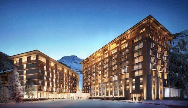 Andermatt Swiss Alps AG bewältigt 2016 grosses Bauvolumen