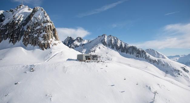 «Schneehüenerstock-Flyer» geht am 3. März 2018 in Betrieb Eröffnung Verbindung Andermatt-Sedrun eine Woche später
