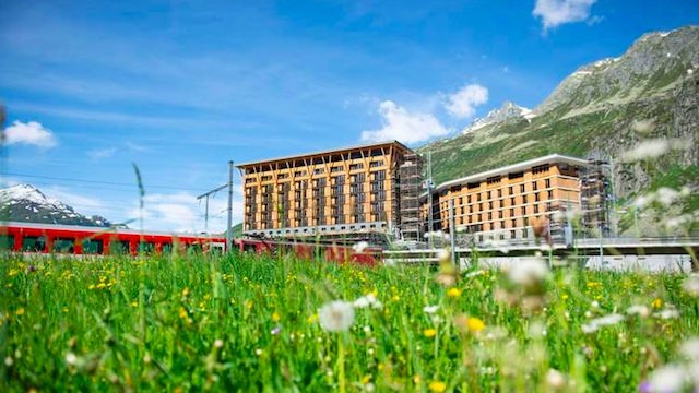 Sawiris' Statthalter hegt Pläne für Businesspark in Andermatt