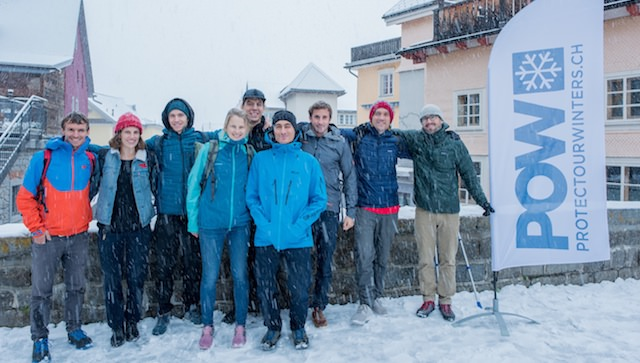 Die SkiArena Andermatt-Sedrun und Protect Our Winters Schweiz vereinbaren Partnerschaft