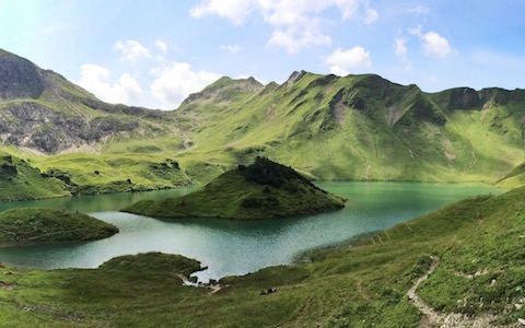 Touren zu den schönsten Allgäuer Bergseen