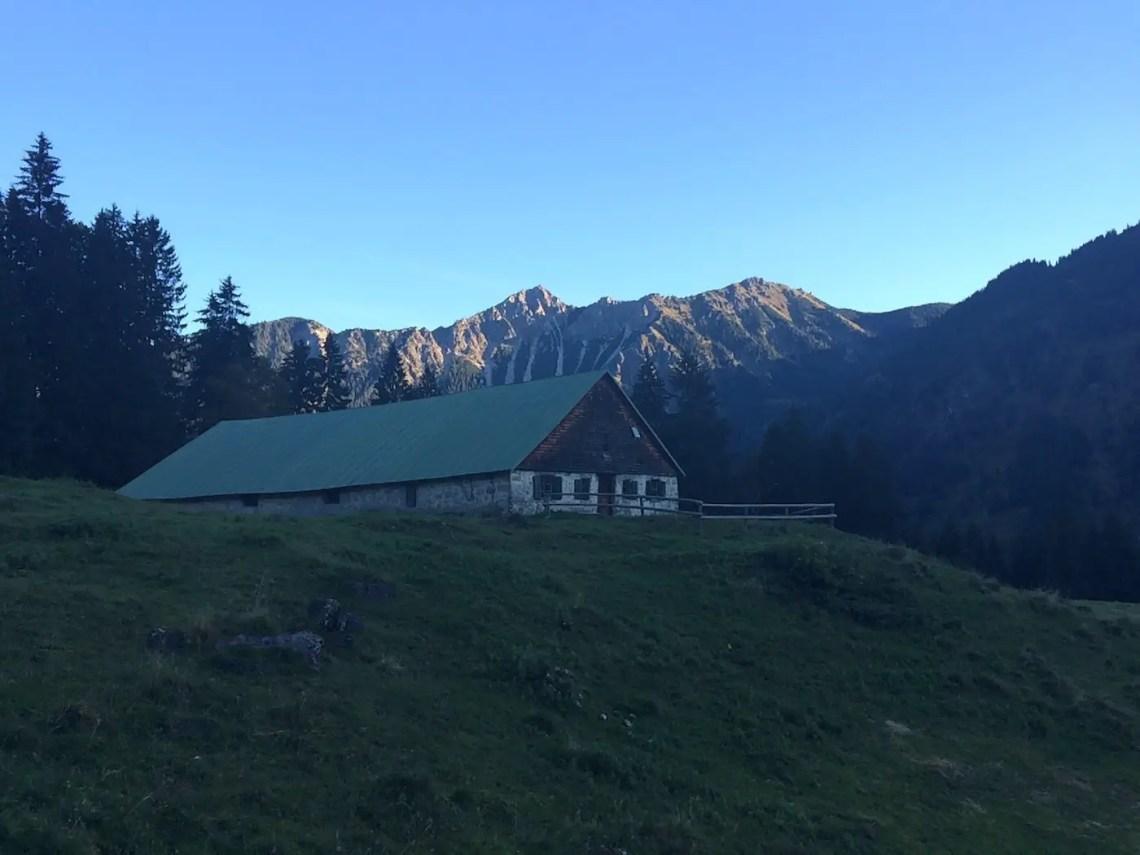 Mösle Alpe