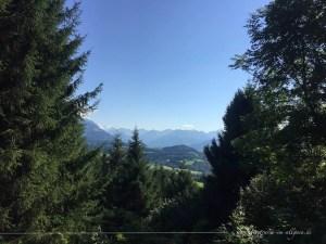 Wanderung zum Kapf bei Berghofen