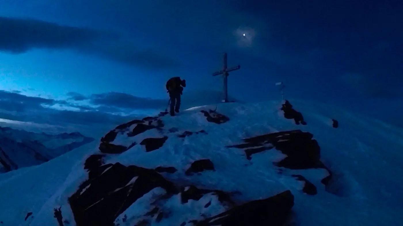 Skitour auf das Steinmandl, 1981m