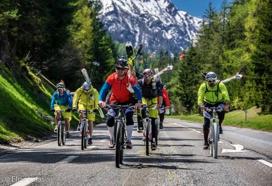 Team Dynafit Bike / Bild: Elias Lefas