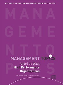 High-performance Organizations in the Banking System of Georgia