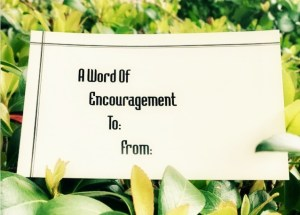Encouragement Card Ministry