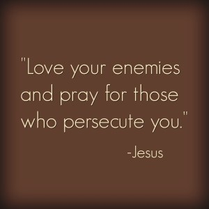 Love Your Enemies Bering Drive Church of Christ