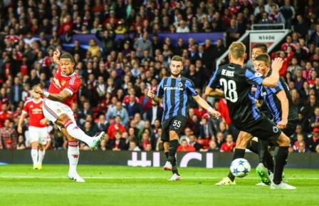Prediksi Club Bruges KV vs Manchester United